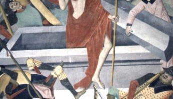 LA BRIGUE (ALPES MARITIMES) : ART RELIGIEUX / EGLISE NOTRE-DAME DES FONTAINES: FRESQUES MURALES DE JEAN CANAVESIO (1492) REPRESENTANT LA PASSION DU CHRIST ET LE JUGEMENT DERNIER. COLLEGIALE SAINT MARTIN ET TABLEAUX.
